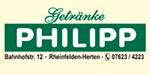 Philipp Getränke